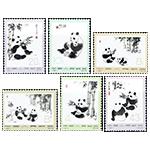 オオパンダ2次6種切手の買取