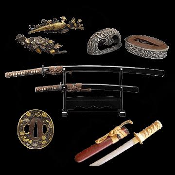 刀剣・日本刀の買取