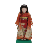 平田郷陽_市松人形