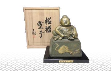 彫刻・ブロンズ像の買取